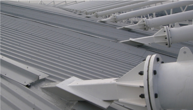 Roof details and repairs